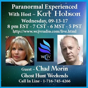 Paranormal Experienced with Kat Hobson_20170913_Chad Morin