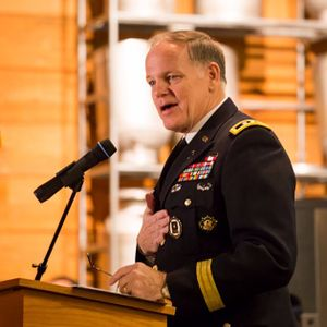 Army Chaplain: Tragedy, Missiles and Christmas