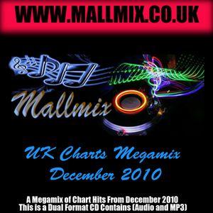 UK Charts Megamix December 2010