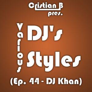 Various DJ's - Various Styles (Ep. 044)