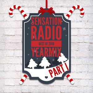 Sensation Radio - Best Of 2016 Yearmix (Part I)