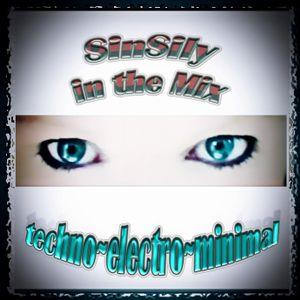 SinSily - BATZE batze bitsche BATSCH  * 19NOV2016  (melodic dark techno mix)