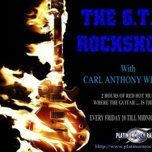 The G.T.R. Rockshow - 3rd July 2015