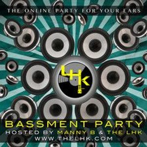 The LHK - The Bassment Party 018 (Guest Mix)