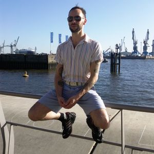 Chelo SCotti - warmup (part 1) 16.11 @ Golden Pudel Club