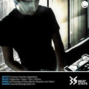 Francisco Vicente @ BeatState 011 - BeatLounge Radio - 18.01.2013