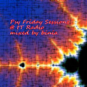 psy friday @ tTRadio by binia (08.04.2011)
