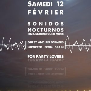 Sonidos Nocturnos by D'Jamency