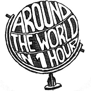 Around The World in 1 Hour _ 23.10.11 @ Mousiko Kanali 105.1