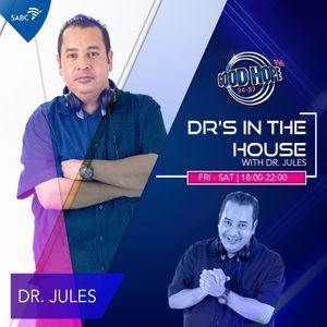 #DrsInTheHouse Mix by @DjDrJules - Mix 2 (16 July 2021)