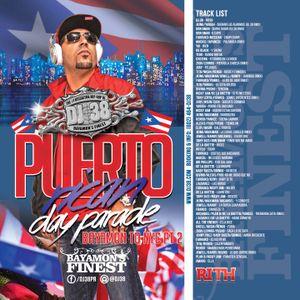 DJ 38 - Bayamon 2 NYC pt2 (Reggaeton Mix)