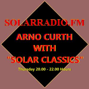 "More Fine Hits on ""Solar Classics"" with Deejay Arno Curth !"