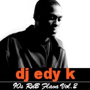 DJ EDY K - 90s R&B Flava Vol.2 Ft D'Angelo,Mary J. Blige,Aaliyah,Adina Howard,Aaron Hall...
