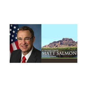 Hair on Fire News Talk Radio/Guest AZ US REP Matt Salmon