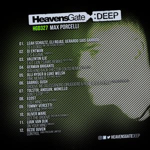 HeavensGate Deep EP327 - Nov. 2018 - Max Porcelli Tech House and Minimal Deep Tech Mix