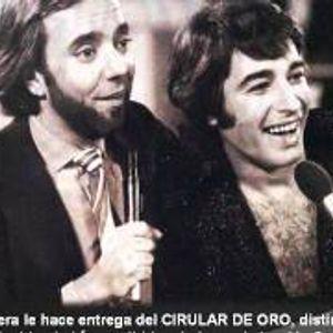 Sandro con Pipo Mancera