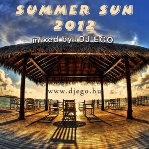 Dj Ego - Summer Sun 2012