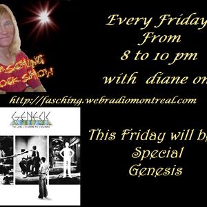 Fasching rock show special Genesis