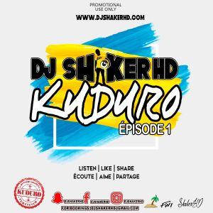 DJ ShakerHD - Kuduro 2017 Summer Mix Part 1