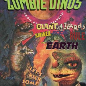 """Giant Lizards shall soon rule the Earth! S02E02 '""""The Tomb of the Shadow Lord"""""""
