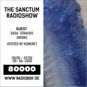 The Sanctum Radioshow - Episode 13 w/ Sasa Strauss & Konkret
