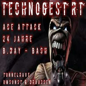 Reiner Liwenc @ 24 Jahre!! AcE Attack B.Day-BashOpen Air XL (01.07.17_Cologne)