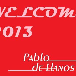 Pablo de Llanos - Minimal & Tech House @ 1-1-13