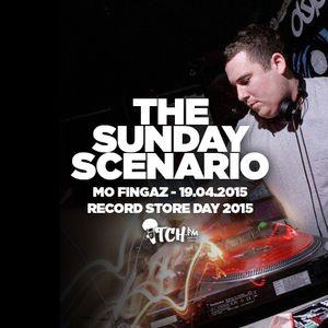 The Sunday Scenario 69 - Mo Fingaz - Record Store Day 2015 - Itch FM