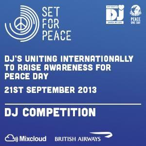 Set For Peace 2013 [DJ JoshC]