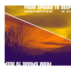 from sphäre to deep _ WEEKEND OF ROBOTS