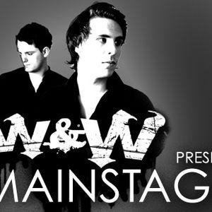 W&W - Mainstage 157 (03.06.2013)