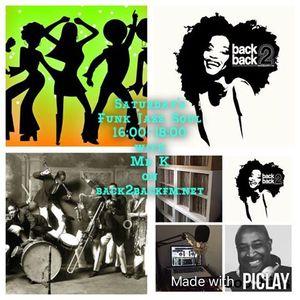 Nu Funk Nu Jazz Nu Soul with Mr K 08072017