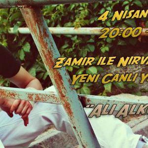 Zamir İle Nirvana Konuğu ALİ ALKUMRU Canlı Yayın Kaydı 4 Nisan Çarşamba Yayını (www.radyobeat.com)