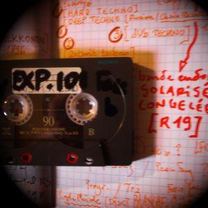 EXP - k7 # [ 101 @ Sonic Control / 1998 ]