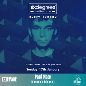 Sixdegrees Radio Show with Paul Mate