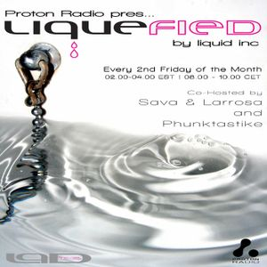 Sava & Larrosa B2B Bramus-D - Liquefied 018 pt.1 [Mar 11th, 2011] on Proton Radio