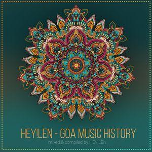 HEY!LEN - GOA MUSIC HISTORY