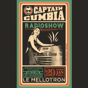 Captain Cumbia Radio Show #51