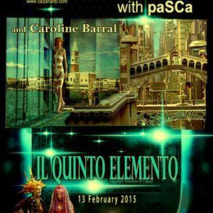 IL QUINTO ELEMENTO by paSCa