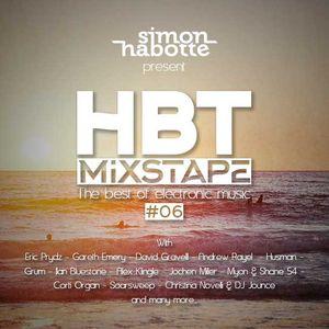 Hbt Mixstape #06 by Simon Habotte