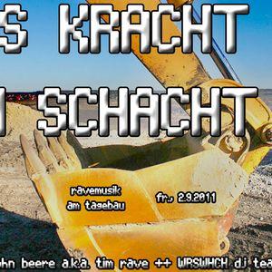 John Beere live at Es Kracht im Schacht 2011