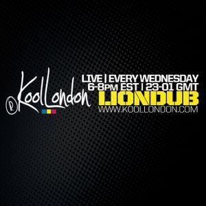 LIONDUB - 09.21.16 - KOOLLONDON [JUNGLE DRUM & BASS PRESSURE]