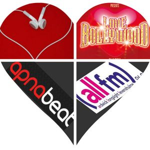 Apnabeat Radio Show- Valentines 2015 & Love Song Special