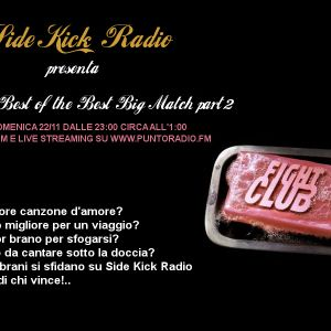 Side Kick Radio Podcast 22/11/2015