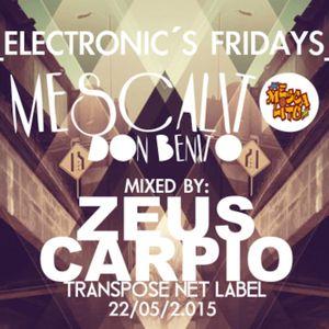 ZEUS CARPIO @ MESCALITO (DON BENITO) 22/05/2.015