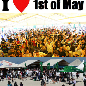 1st of May 2012