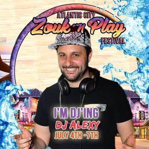G'Day USA 2019 - DJ Alexy Live @ Zouk N Play - Thursday Night in Atlantic City