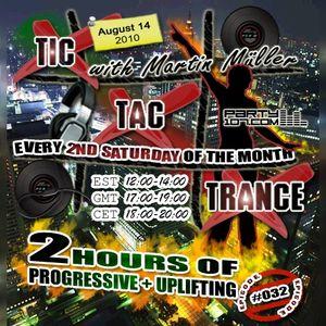 Tic Tac Trance #032