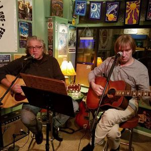 Uncle Buggy w/Don Oriolo, Chris Bolger & Peter Olsen.  Tunes, stories and more. 7/27/2017