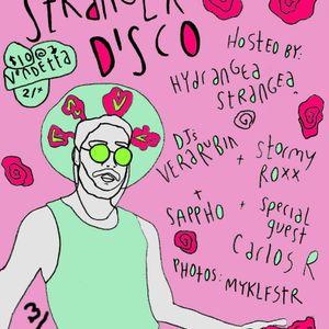 Carlos R - Live At Stranger Disco - March 2016